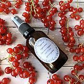 Косметика ручной работы handmade. Livemaster - original item Natural wild raspberries red Currants. Handmade.