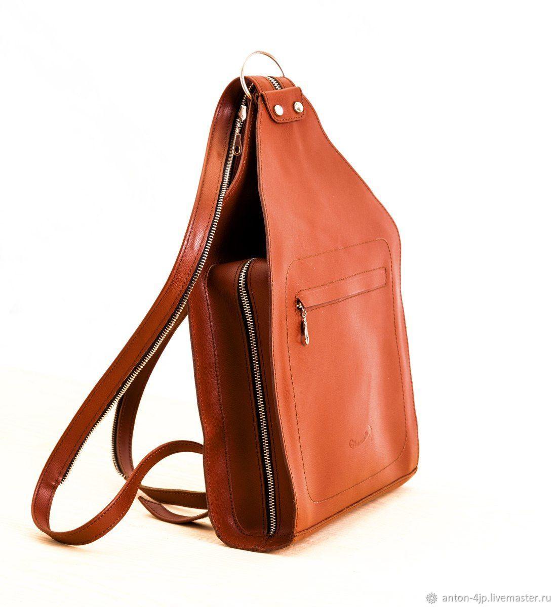 Рюкзак из натуральной кожи Ultra, Рюкзаки, Санкт-Петербург,  Фото №1