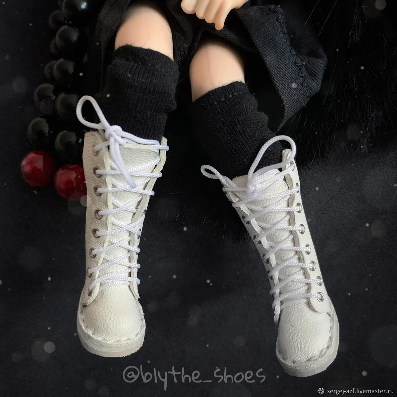 Ботиночки для Блайз. Обувь для кукол, Одежда для кукол, Москва,  Фото №1