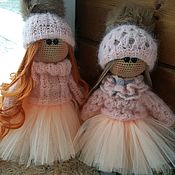 Куклы и пупсы ручной работы. Ярмарка Мастеров - ручная работа Куклы Тильда. Handmade.