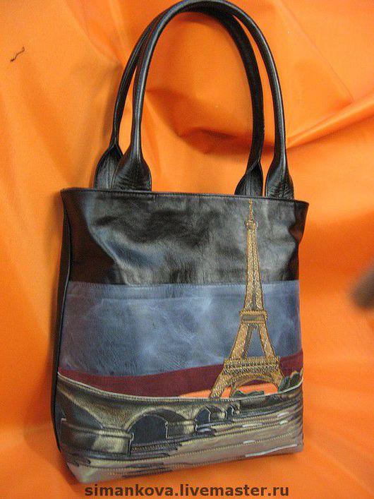 Женские сумки ручной работы. Ярмарка Мастеров - ручная работа. Купить Мечта. Handmade. Кожа