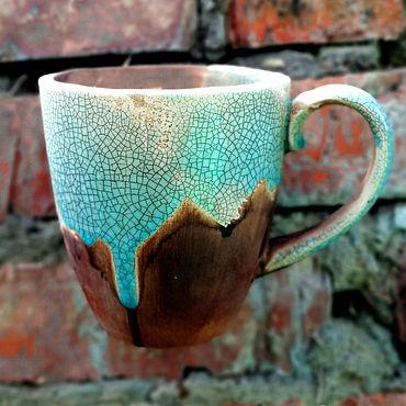 Посуда ручной работы. Ярмарка Мастеров - ручная работа Лофт набор посуды, керамический сервиз ручной работы. Handmade.