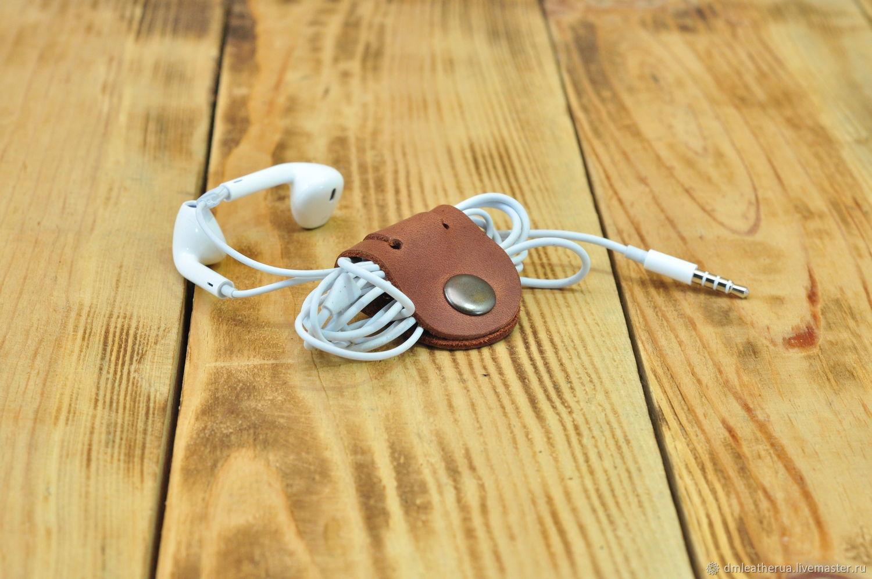 Держатель для гарнитуры, провод, USB кабелей, Чехол, Алексадровка,  Фото №1