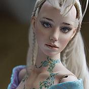 Куклы и игрушки ручной работы. Ярмарка Мастеров - ручная работа Анна, фарфор. Handmade.
