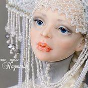 Куклы и пупсы ручной работы. Ярмарка Мастеров - ручная работа Авторская кукла Снегурочка. Handmade.