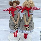 Куклы и игрушки ручной работы. Ярмарка Мастеров - ручная работа Гномочка Тильда Фея рождества. Handmade.