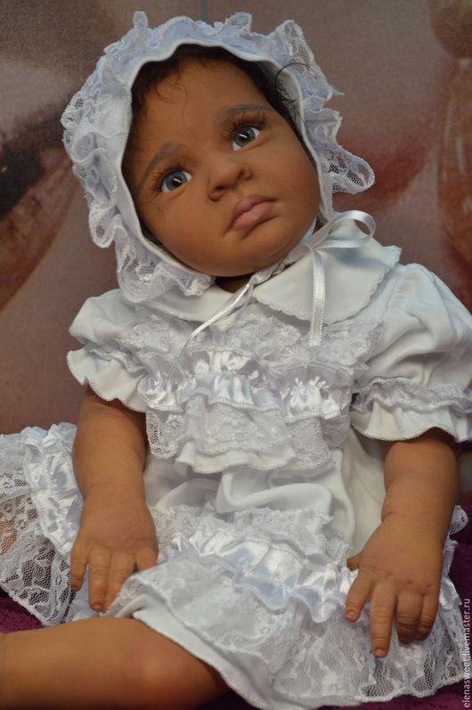 Куклы-младенцы и reborn ручной работы. Ярмарка Мастеров - ручная работа. Купить Кукла реборн Джульетта из молда Rowan. Handmade.