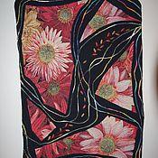 """Картины и панно ручной работы. Ярмарка Мастеров - ручная работа Декоративное лоскутное  панно """"Волшебные острова"""". Handmade."""