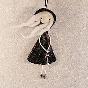 """Куклы и игрушки ручной работы. Ярмарка Мастеров - ручная работа Валяная кукла """"Ключ от ветра"""". Handmade."""