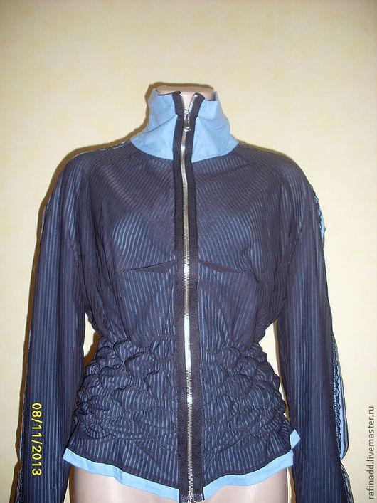Кофты и свитера ручной работы. Ярмарка Мастеров - ручная работа. Купить Кофта женская спортивного стиля. Handmade. Кофта