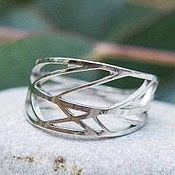 Украшения handmade. Livemaster - original item `ISOleaf` Ring. Handmade.