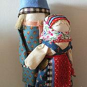 """Куклы и игрушки ручной работы. Ярмарка Мастеров - ручная работа Кукла-оберег""""Мурашинская парочка"""". Handmade."""