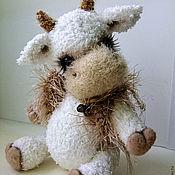 Куклы и игрушки ручной работы. Ярмарка Мастеров - ручная работа Коровка Долорэс. Handmade.