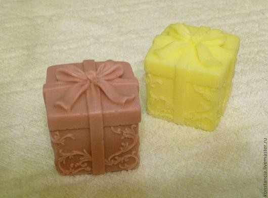 """Мыло ручной работы. Ярмарка Мастеров - ручная работа. Купить Мыло """"Подарок"""". Handmade. Мыло, мыло в подарок"""
