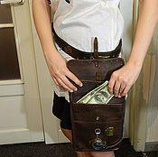 Сумки и аксессуары handmade. Livemaster - original item TABLET BAG STEAMPUNK
