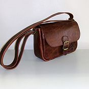 Сумки и аксессуары handmade. Livemaster - original item Leather bag 555. Handmade.