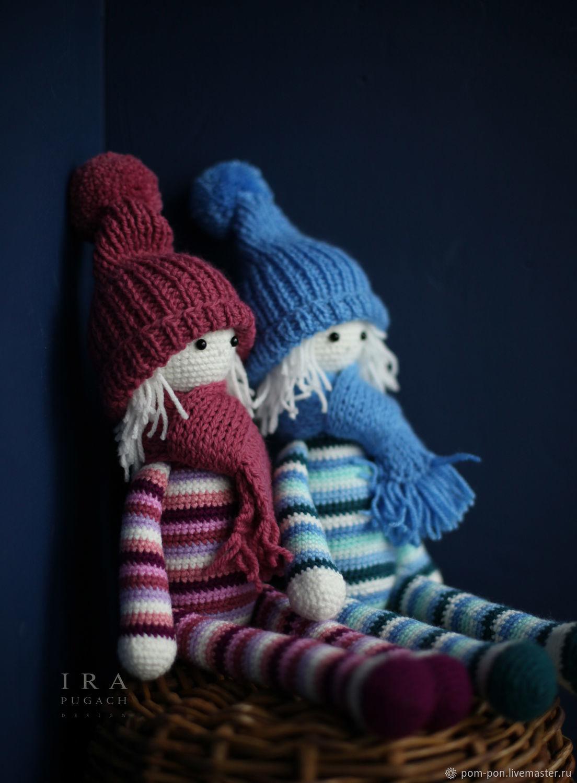 Crocheted fun toy 'Lucky guy!', Stuffed Toys, Volgograd,  Фото №1