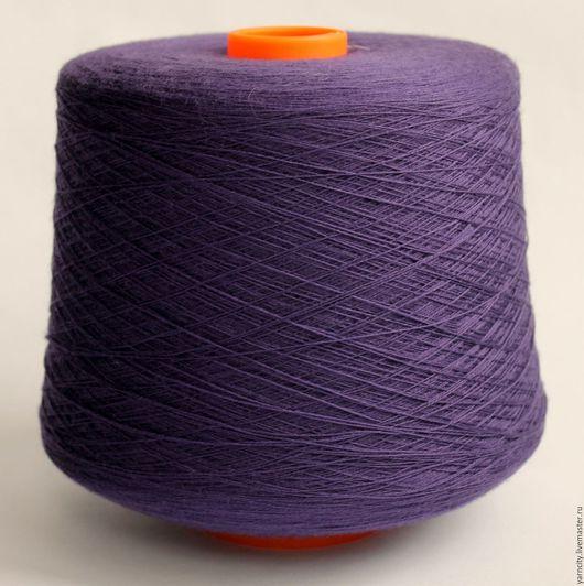 Вязание ручной работы. Ярмарка Мастеров - ручная работа. Купить 100% Меринос. Handmade. Фуксия, пряжа, пряжа для вязания