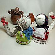 Русский стиль handmade. Livemaster - original item Dolls for Happiness. Handmade.