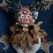 Куклы и игрушки ручной работы. Ярмарка Мастеров - ручная работа Лесной дух. Handmade.