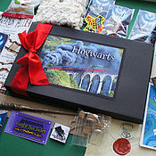 Сувениры и подарки handmade. Livemaster - original item Set for the Harry Potter universe. Handmade.