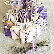 Для дома и интерьера ручной работы. Ярмарка Мастеров - ручная работа Саше с лавандой. Handmade.
