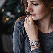 Украшения handmade. Livemaster - original item Bracelet made of natural stones for women. Handmade.