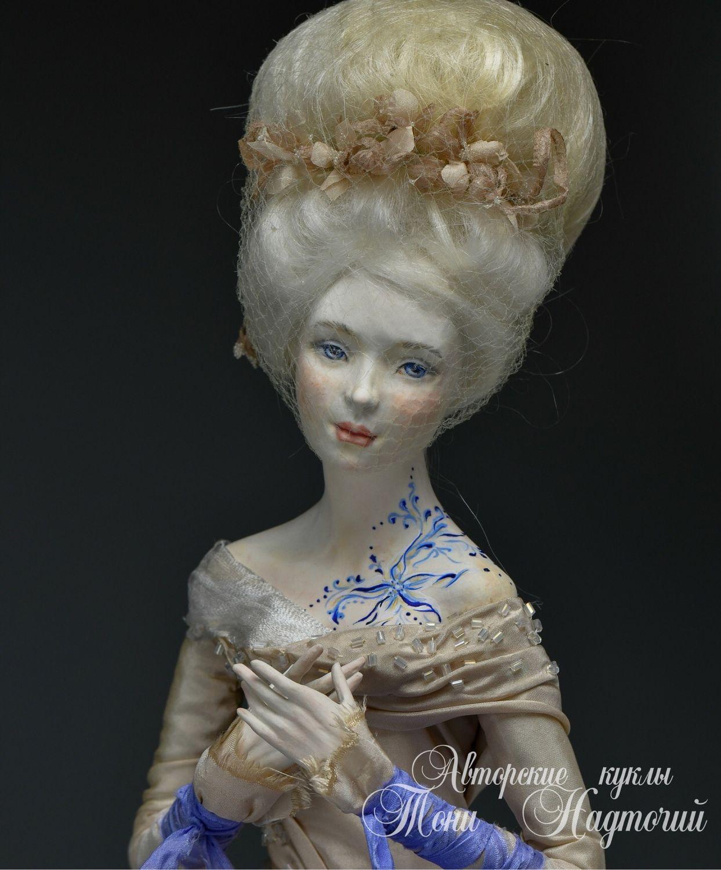 Коллекция фарфоровых кукол «Дивный сад», Куклы, Санкт-Петербург, Фото №1