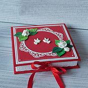 Открытки handmade. Livemaster - original item Box for money wedding. Handmade.
