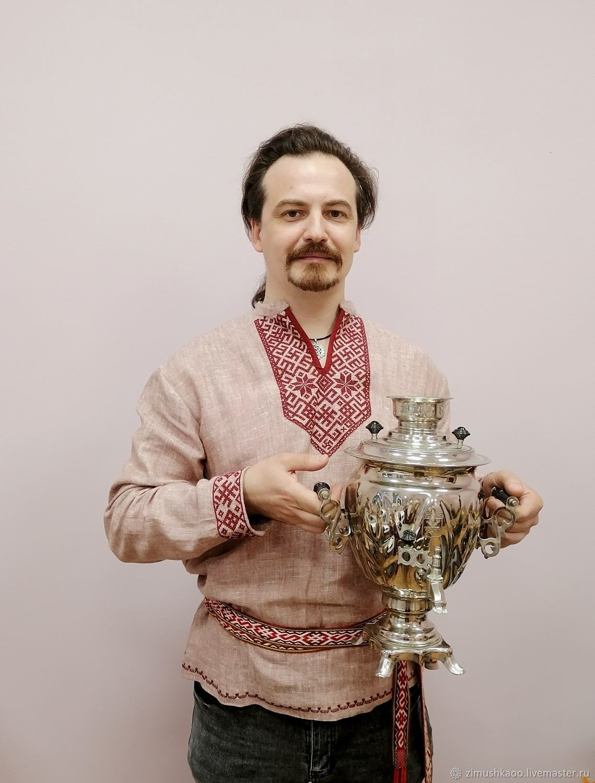 Men's shirt ' Alatyr', Costumes3, Bryansk,  Фото №1