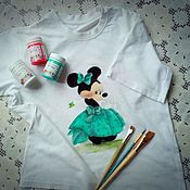 Одежда ручной работы. Ярмарка Мастеров - ручная работа Роспись одежды и текстиля. Handmade.