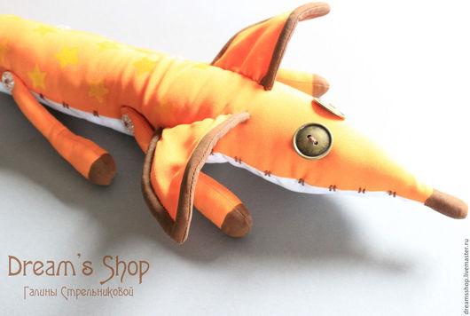 Сказочные персонажи ручной работы. Ярмарка Мастеров - ручная работа. Купить игрушка Мистер Лис из м/ф Маленький принц. Handmade.