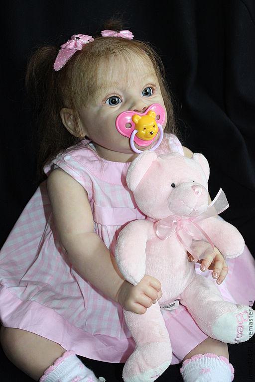 Куклы-младенцы и reborn ручной работы. Ярмарка Мастеров - ручная работа. Купить Кукла реборн Аришка. Handmade. Кукла ребор