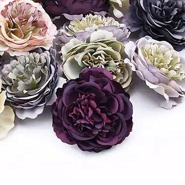 Материалы для творчества ручной работы. Ярмарка Мастеров - ручная работа Цветы розы. Handmade.