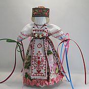 """Куклы и игрушки ручной работы. Ярмарка Мастеров - ручная работа Кукла- оберег """"Желанница"""" (по мотивам народной). Handmade."""