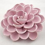 Для дома и интерьера ручной работы. Ярмарка Мастеров - ручная работа Астры - керамические цветы для интерьера. Handmade.