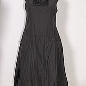 Одежда ручной работы. Ярмарка Мастеров - ручная работа Заболонное платье сарафан 38-40. Handmade.