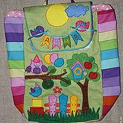 Работы для детей, ручной работы. Ярмарка Мастеров - ручная работа Рюкзак детский для Анны. Handmade.