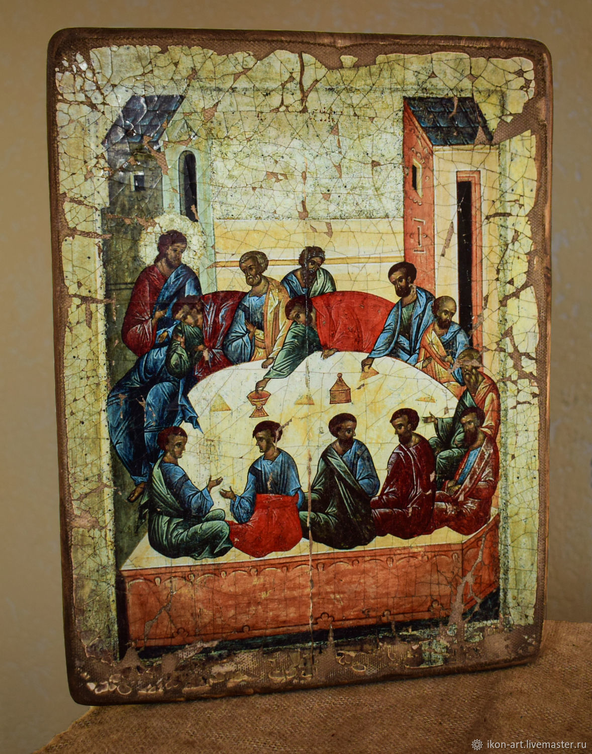Icon 'the last supper', Icons, Simferopol,  Фото №1