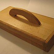 Для дома и интерьера ручной работы. Ярмарка Мастеров - ручная работа Деревянная шкатулка для украшений. Handmade.