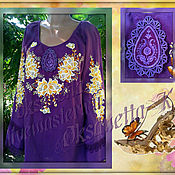 Одежда handmade. Livemaster - original item Women`s embroidery