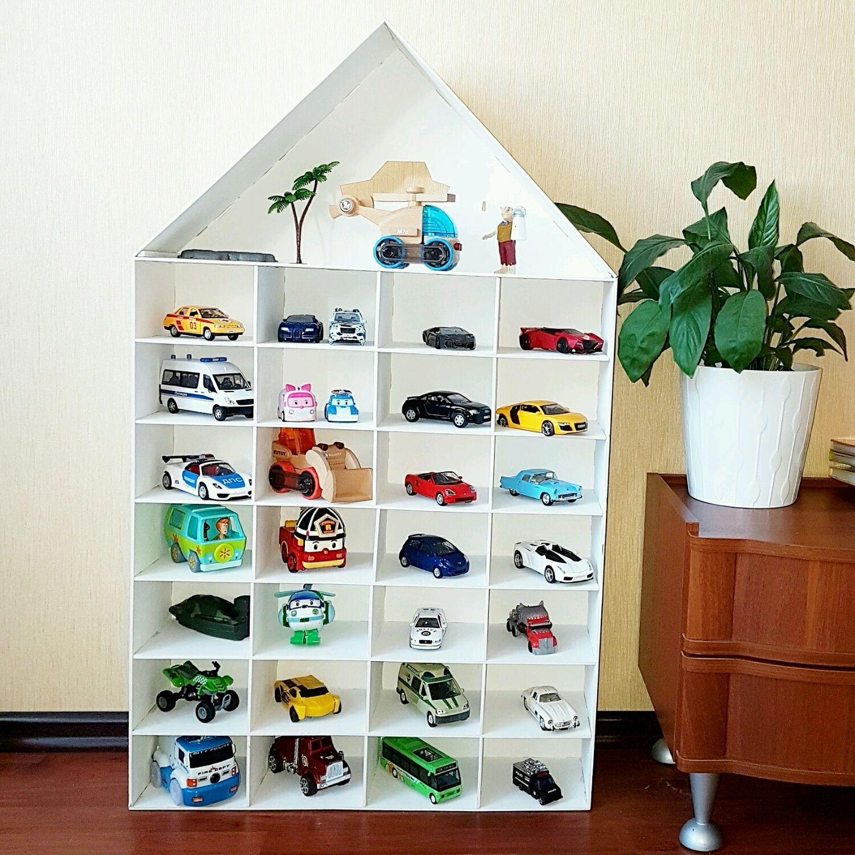 Домик/гараж для машин или игрушек, Подарки, Москва, Фото №1