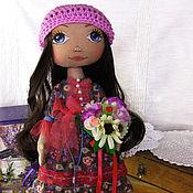 Куклы и игрушки ручной работы. Ярмарка Мастеров - ручная работа Мишель. Интерьерная коллекционная кукла. Handmade.