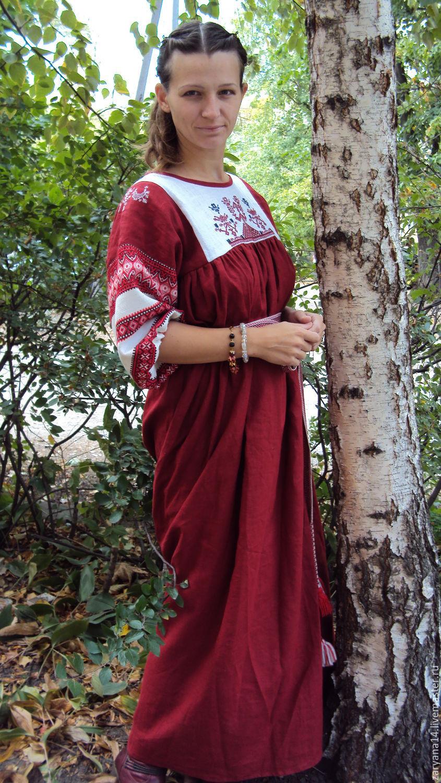 Народные платья с доставкой