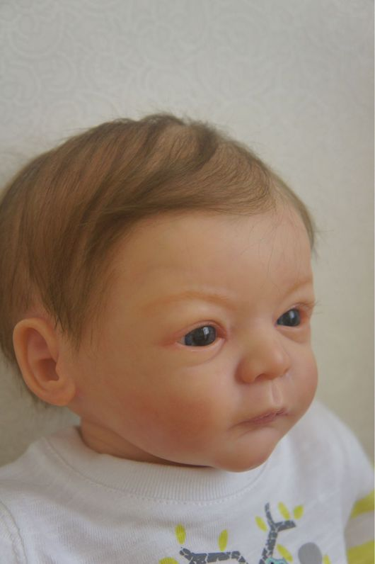 Куклы-младенцы и reborn ручной работы. Ярмарка Мастеров - ручная работа. Купить Малыш Клим. Handmade. Кукла ручной работы