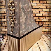 Канцелярские товары handmade. Livemaster - original item Magazine holder, stand for music, newspapers and magazines. Handmade.