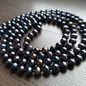 handmade. Livemaster - original item 119 cm Long beads