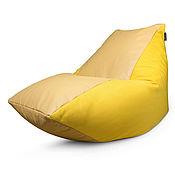 Кресла ручной работы. Ярмарка Мастеров - ручная работа Яркое бескаркасное кресло Sunshine Pie. Handmade.