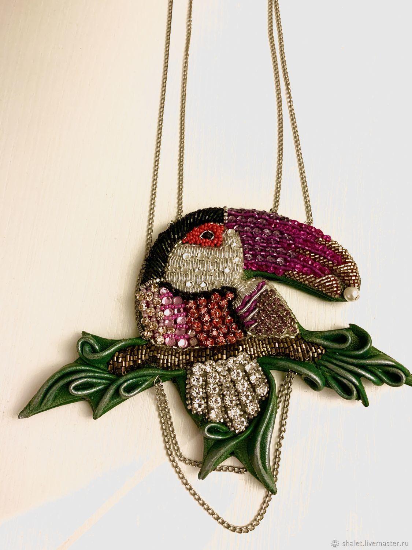 Tropical MOTIF pendant, Pendants, Kaluga,  Фото №1