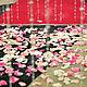 Свадебные аксессуары ручной работы. Лепестки роз из ткани. Студия декора 'Семейное счастье'. Интернет-магазин Ярмарка Мастеров. Бонбоньерки